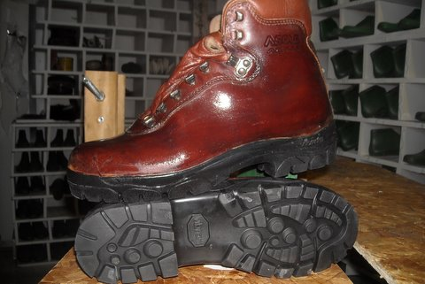 Asolo Resole Cleaned and Conditioned