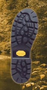 Vibram Hiking Boot Resole Replacement